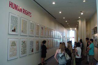 DSC05375a UN HQ Human Rights