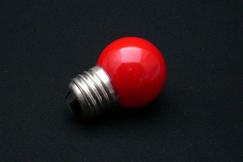 Little red bulb, unlit P1040059