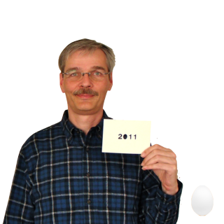 2011 card square egg alpha