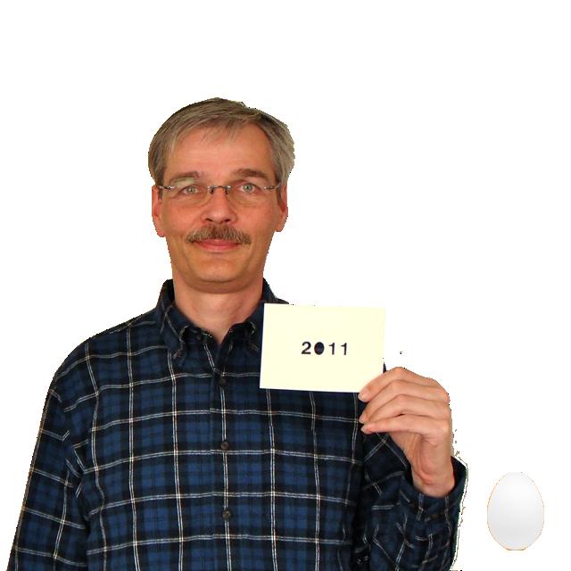 2011 card square egg alpha