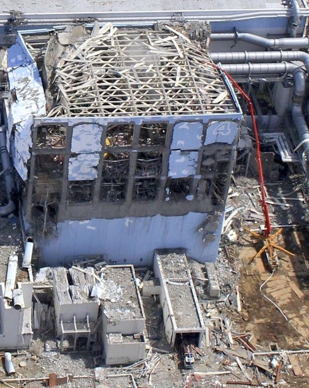 Fukushima_1 reactor_4