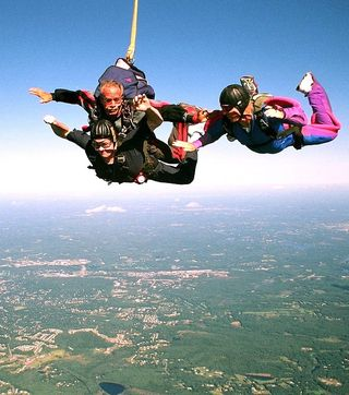 Whoops by Matthew V on flickr Parachuting trust